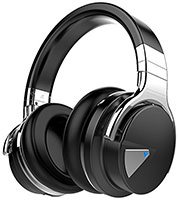 Cowin Active Noise Cancelling Wireless Bluetooth over Ear Stereo Headphones