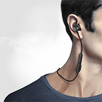 SoundPEATS Wireless Bluetooth Earbuds with Mic